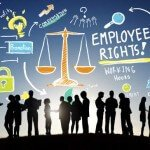 Employee Rights Stock Photo