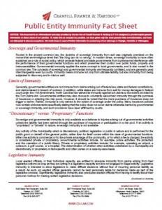 PublicEntityImmunityFacts_DHartzogJr_Thumbnail