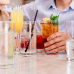 Social Gathering with Drinks